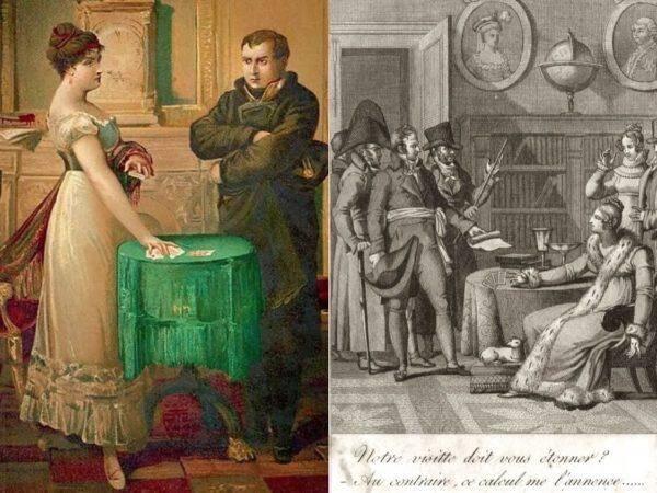 Карта жизни Марии Ленораман: черная Мария или великая прорицательница